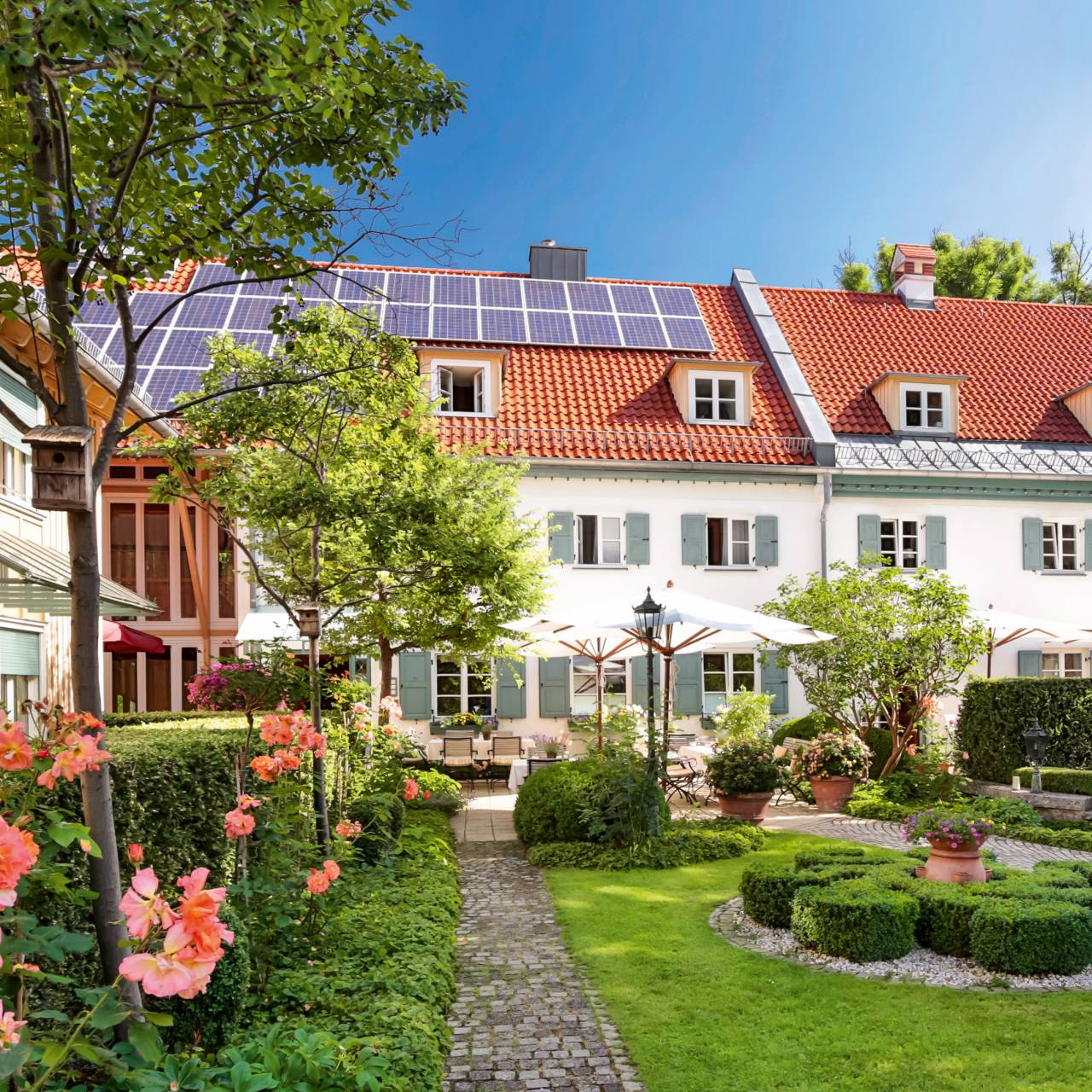 Hotel Seitner Hof in Pullach in the Isar Valley